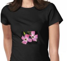 Dreaming of Dogwood Womens Fitted T-Shirt