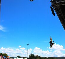 Australia Day FMX demo by RBFilms
