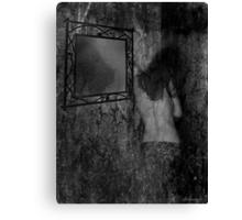 fade away... Canvas Print