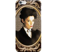 Missy (The Master / Mistress) iPhone Case/Skin