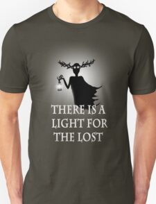 """""""There Is a Light For The Lost"""" T-Shirt"""
