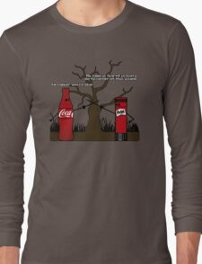 Im rubber, youre glue Long Sleeve T-Shirt