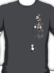 POCKET PANDAS T-Shirt