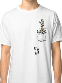 POCKET PANDAS Classic T-Shirt