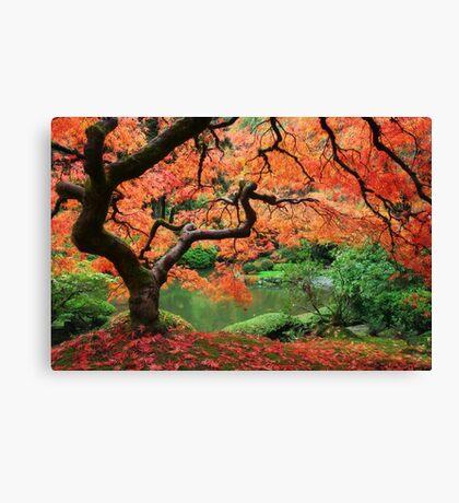 Eden I Canvas Print