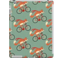 fox pattern iPad Case/Skin