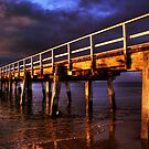 Causeway Morning. by Steve Chapple