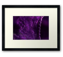 Abstract Macro #103 Framed Print