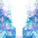 Butterfly Fantasy by David & Kristine Masterson
