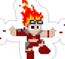 The Pyromancer  Sticker