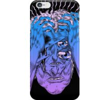 Troubled Frank Fisher iPhone Case/Skin