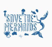 Save the Mermaids by GraphXninja