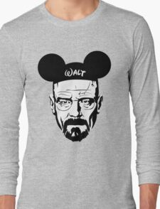 Walter Mouse Long Sleeve T-Shirt
