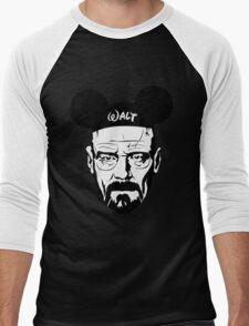 Walter Mouse Men's Baseball ¾ T-Shirt