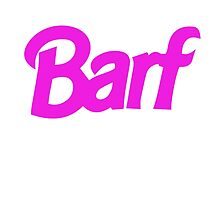 Barf Barbie Nicki  by abstractoworld