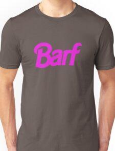 Barf Barbie Nicki  Unisex T-Shirt