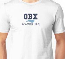 Waves North Carolina. Unisex T-Shirt