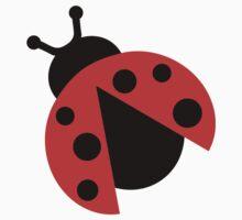 Ladybird One Piece - Long Sleeve