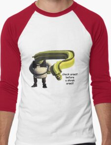 Check yourself before you Shrek yourself T-Shirt