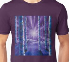 Amethyst Winter Unisex T-Shirt