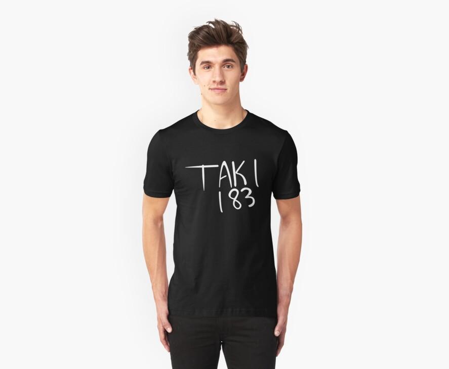 TAKI 183 (white) by Tedri