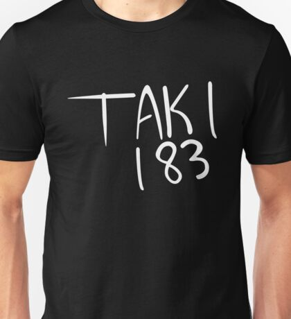 TAKI 183 (white) T-Shirt