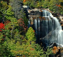 Pinacle Falls, South Carolina by fauselr