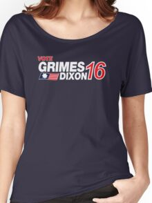 Grimes / Dixon 2016 Women's Relaxed Fit T-Shirt