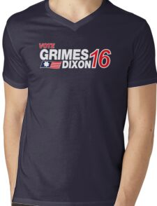 Grimes / Dixon 2016 Mens V-Neck T-Shirt