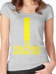 Adventure Shirt Women's Fitted Scoop T-Shirt
