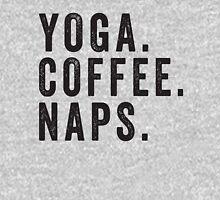 Yoga. Coffee. Naps. Tank Top