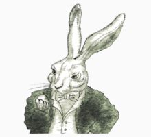 Rabbit and His Golden Watch by felissimha