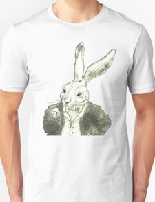 Rabbit and His Golden Watch T-Shirt