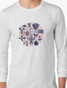 Zelda Essentials Long Sleeve T-Shirt