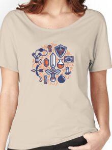 Zelda Essentials Women's Relaxed Fit T-Shirt