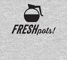 Fresh Pots! (Coffee) Unisex T-Shirt