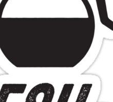 Fresh Pots! (Coffee) Sticker