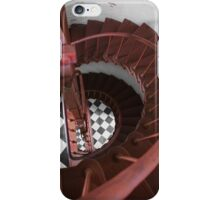Walking Down the Steps iPhone Case/Skin