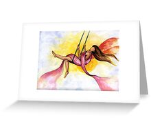 Survivor Angel Greeting Card