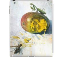 """Mango and Mantis"" iPad Case/Skin"