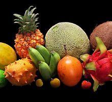 Tropical Mix by jerry  alcantara