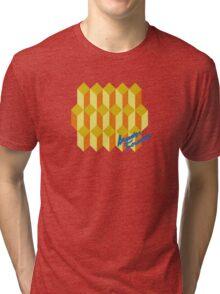 Geometric shapes Tri-blend T-Shirt