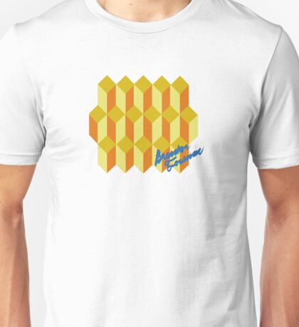 Geometric shapes Unisex T-Shirt
