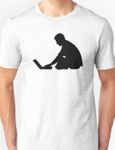 Notebook computer Unisex T-Shirt