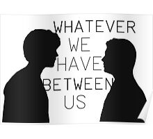 Wincest: Whatever We Have Between Us Poster