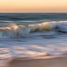 Wild Coast Wave by Pete Latham