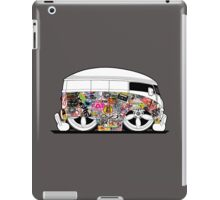 Old Skool VW Camper  iPad Case/Skin
