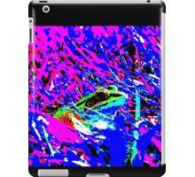 Psychedelic Frog iPad Case/Skin