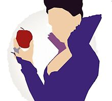 Regina Once Upon a Time OUAT by -gallifreya-
