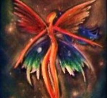 The Rainbow Fairy by LaNae